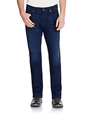 Luxe Performance Easy Straight Leg Jeans