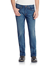 Carsen Easy Straight Leg Jeans