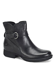 Mairead Leather Ankle Boots