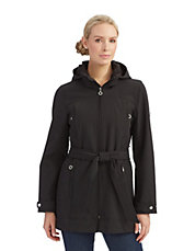 Wind and Water-Resistant Coat