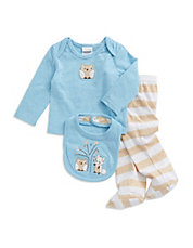 Three-Piece Woodland Creature Set