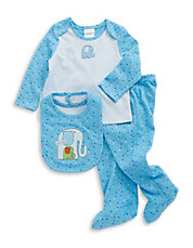 Three-Piece Elephant Star Set