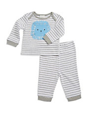 2-Piece Lion Tee And Pants Set