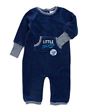 Little Dreamer Fleece Coverall