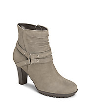 Ment To Be Suede Booties