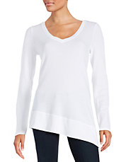 V-Neck Thermal Tee