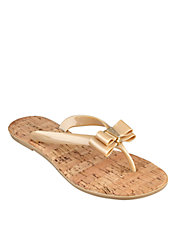 Ackley Bow Sandals