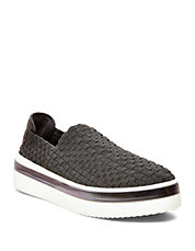Signale Woven Platform Sneakers