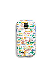 BOXED SAMSUNG GALAXY S4 CASE IN SUMMER GRAFFITI