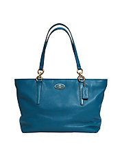 Leather Ellis Tote