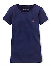 Girls 2-6x Short-Sleeve Tee