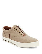 Vito Canvas Slip-On Sneakers