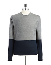 Merino Wool Pullover Sweater