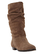 Relissa Suede Slouchy Boots