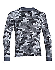 Long-Sleeve Camo Tee