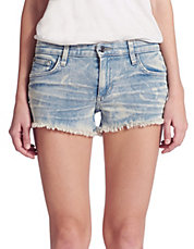 Mischa Cut Off Denim Shorts