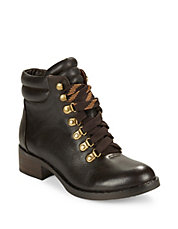 Brooklyn Leather Boots