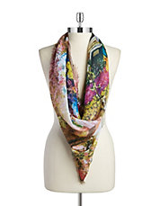 Flower Girl Scarf