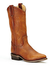 Billy Leather Cowboy Boots
