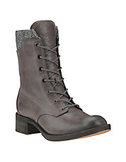 Whittemore Leather Lace-Up Boots