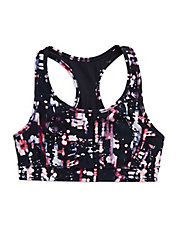 Patterned Sports Bra