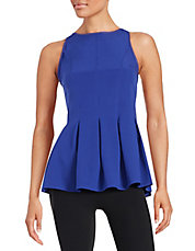 Peplum Performance Tank