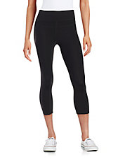 Cropped Compression Pants