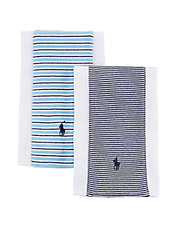 Baby Boys 2-Pack Burp Cloths