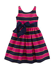 Girls 2-6x Fit-and-Flare Dress