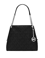 Jet Set Chain Large Shoulder Tote