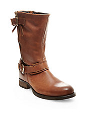 Kavilier Leather Boots