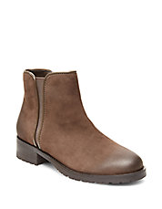Grrifin Leather Ankle Boots