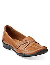 Kessa Gifford Leather Flats