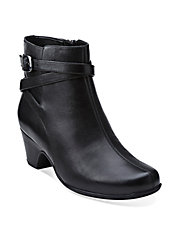 Leyden Summit Leather Booties