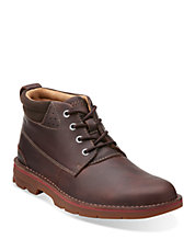 Varick Hill Leather Boots