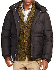 Elmwood Down Jacket