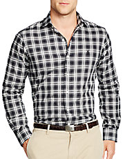Buffalo Plaid Twill Estate Shirt