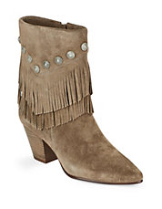 Yardley Suede Ankle Boots