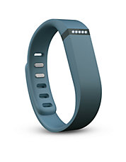 Gray Flex Activity Tracker Wristband