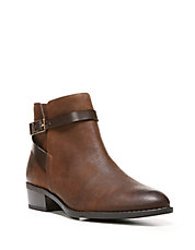 Shandy Leather Ankle Boots