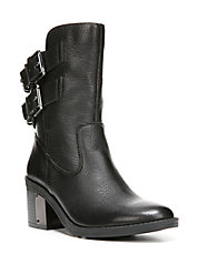 Wistful Leather Ankle Boots