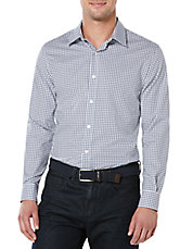 Non-Iron Checked Sportshirt