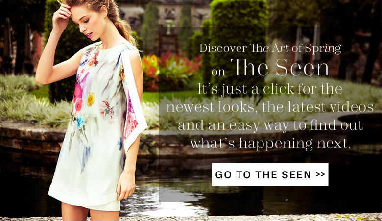 THE SEEN ART OF SPRING STYLE GUIDE