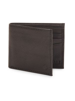 Oil Milled Leather Billfold by Lauren Ralph Lauren