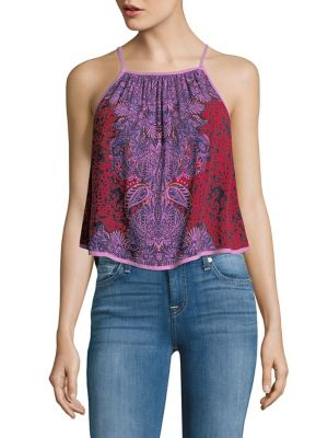 Break Free Printed Tank Top by Free People