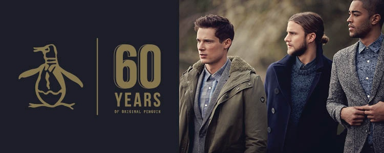 60 Years of Original Penguin