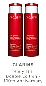 CLARINS Body Lift Double Edition- 100th Anniversary
