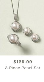 Shop Pearl Set