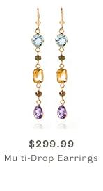 Shop multi-Drop Earrings