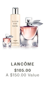 LANCÔME $105 ($150 Value)